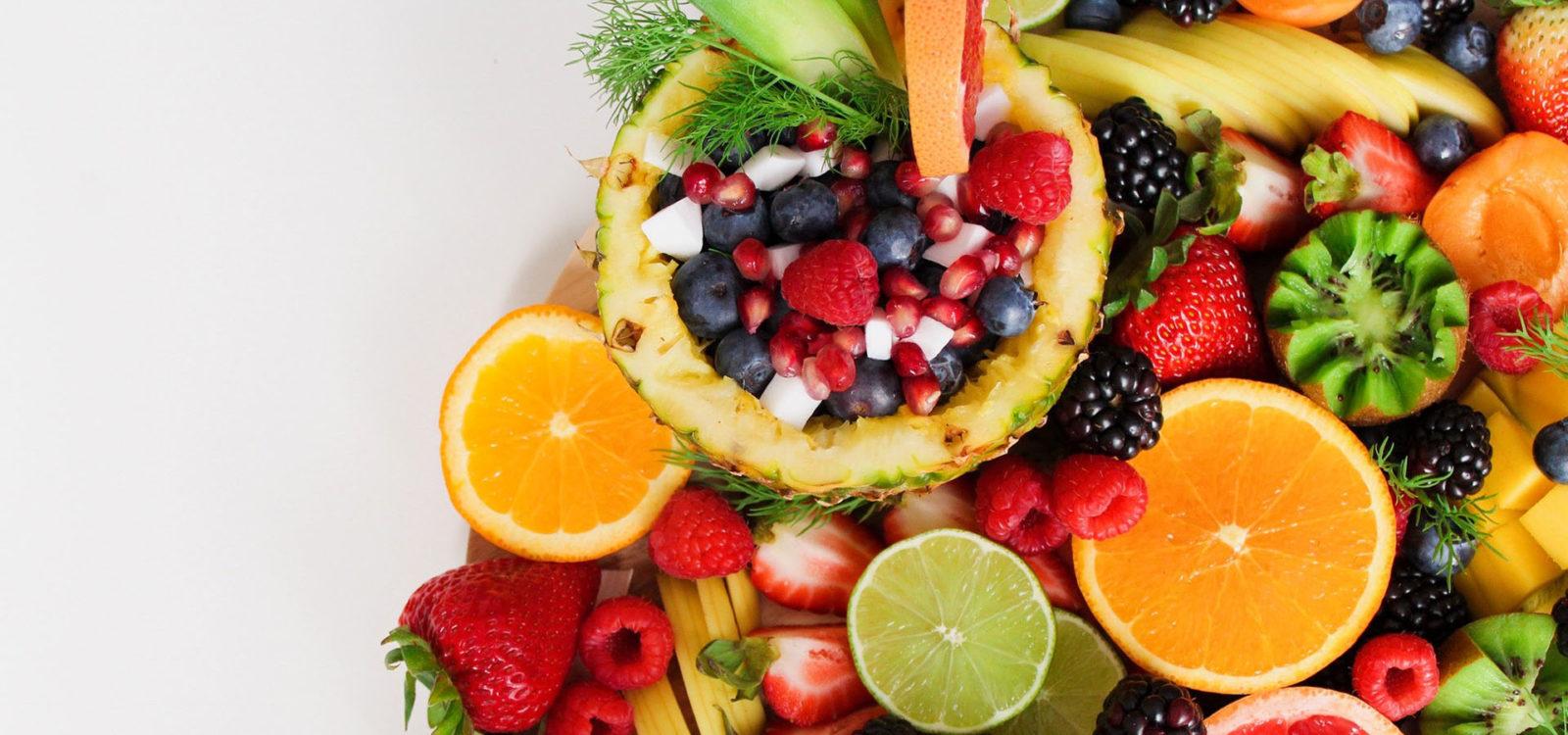 Cabecera de portada de nutrición