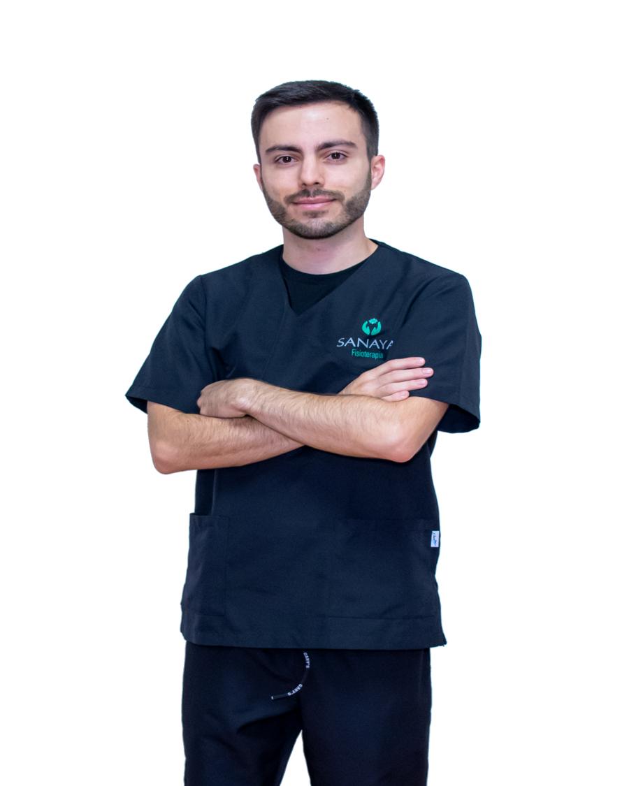 Eduardo Menéses - Fisioterapeuta