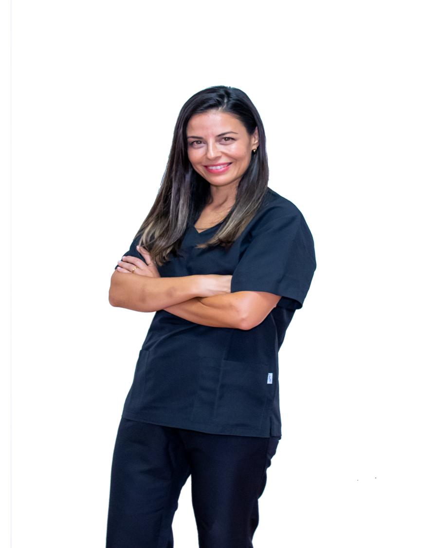 Verónica Chinea - Podologa Fisioterapeuta
