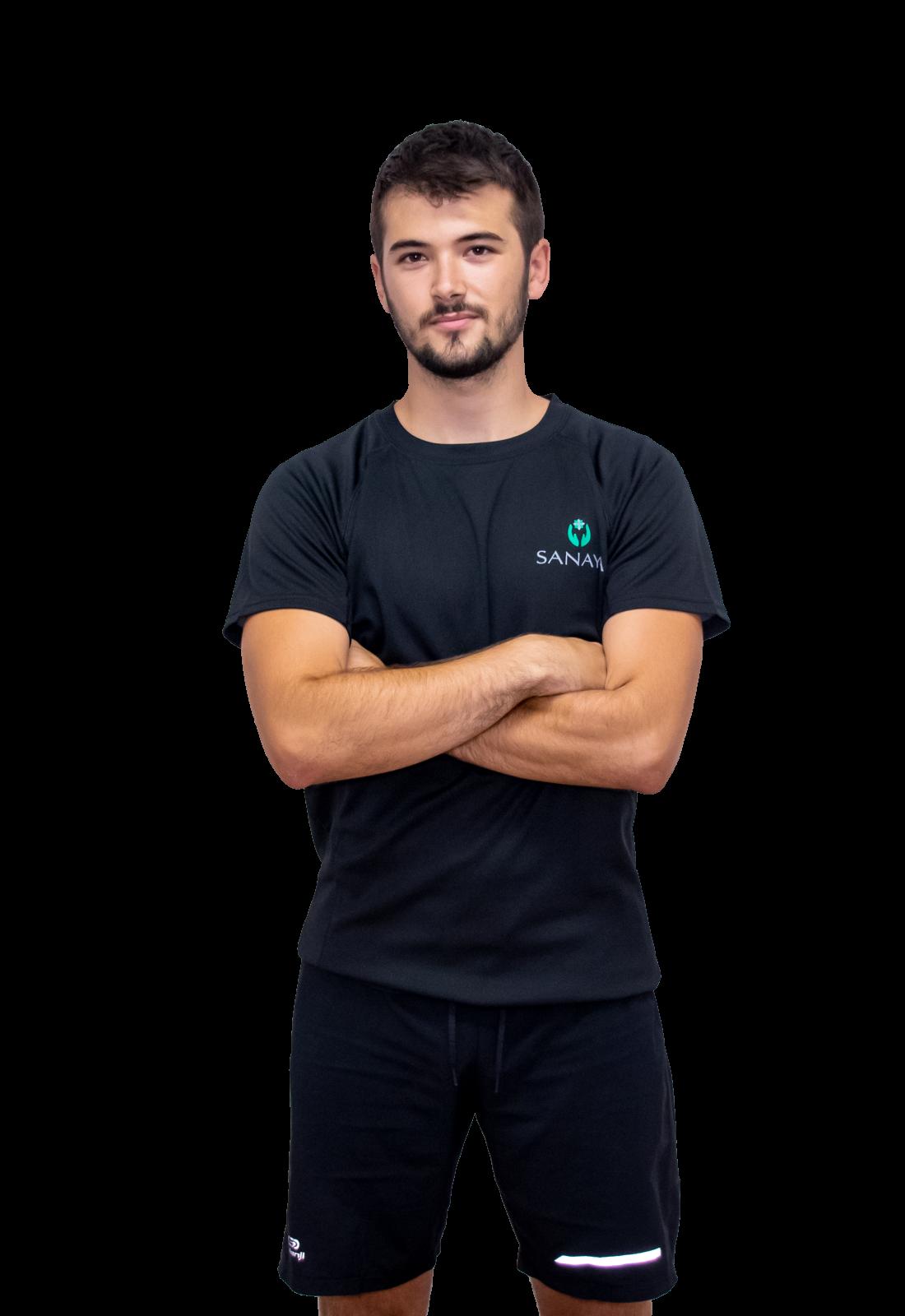 Iñaki Guerrero - Entrenador - Readaptador